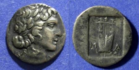 Ancient Coins - Lycian League, Masikytes 48-42 BC, Hemidrachm