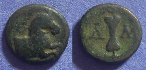 Ancient Coins - Aspendos Pamphylia AE16 Circa 350BC