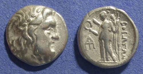 Ancient Coins - Boeotia, Federal coinage 225-171 BC, Drachm