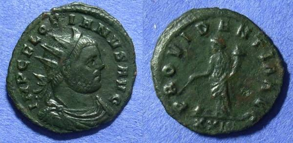Ancient Coins - Florian 276AD Antoninianus