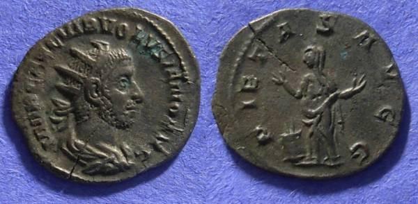 Ancient Coins - Volusian 251-3AD Antoninianus