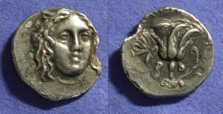 Ancient Coins - Rhodes 205-188BC Drachm