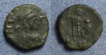 Ancient Coins - Roman Empire, Leo 457-474, AE4