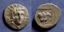 Ancient Coins - Rhodes,  170-150 BC, Hemidrachm