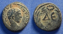 Ancient Coins - Roman Antioch, Elagabalus 218-222, AE19
