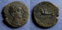 Ancient Coins - Lydia, Philadelphia, Caligula 37-41, AE16