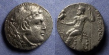 Ancient Coins - Macedonian Kingdom, Philip V (in the name of Alexander III) 221-179, Tetradrachm
