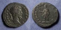 Ancient Coins - Roman Empire, Septimius Severus 193-211, Limes Denarius