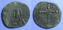Ancient Coins - Byzantine Empire, Anonymous (Nicephorus III) 1078-81, Follis