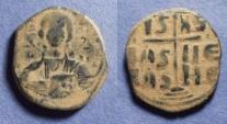 Ancient Coins - Byzantine Empire, Anonymous Class B (Romanus III) 1028-34, Follis
