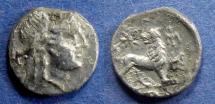 Ancient Coins - Miletos, Ionia Circa 150 BC, Hemidrachm