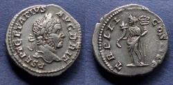 Ancient Coins - Roman Empire, Geta (as Augustus) 208-212, Denarius