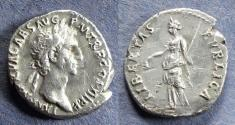 Ancient Coins - Roman Empire, Nerva 96-8, Denarius
