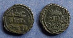 World Coins - Mongol Empire, Ghengis Khan 613- 634AH/1206-1227AD, Dirhem