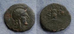 Ancient Coins - Mysia, Pergamon 133-27 BC, AE16