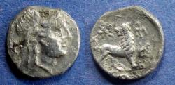 Ancient Coins - Miletos, Ionia Circa 150 BC, Hemidrachm