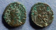 Ancient Coins - Roman Egypt, Carinus (as Caesar) 282-3, Tetradrachm