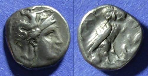 Ancient Coins - Taras, Calabria 302-280 BC, Drachm