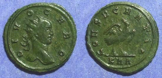 Ancient Coins - Divo Carus d.283, Antoninianus