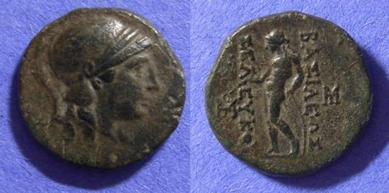 Ancient Coins - Seleucid Kingdom - Seleukos II 246-226 BC AE17 Choice
