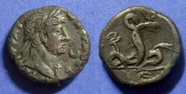 Ancient Coins - Roman Egypt Hadrian 117-138 Tetradrachm