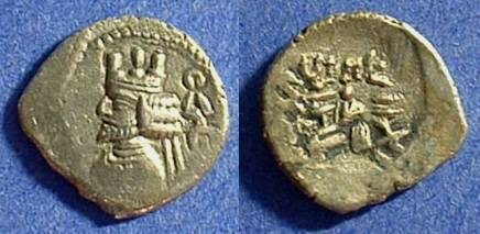 Ancient Coins - Kingdom of Persis - Artaxerxes II - 1st century BC - Hemidrachm