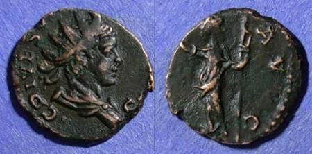 Ancient Coins - Gallic Empire, Tetricus II 273-4, Antoninianus