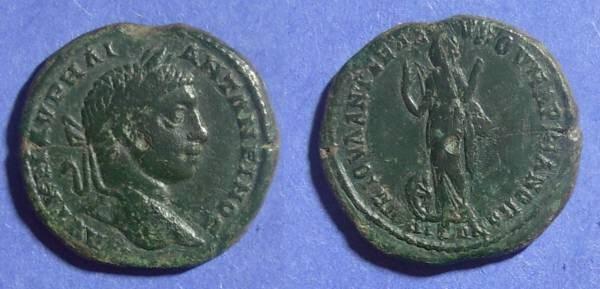 Ancient Coins - Marcianopolis, Elagabalus 218-222, AE27