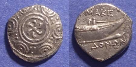 Ancient Coins - Macedonian Kingdom, Philip V and Perseus 187-168 BC, Tetrobol