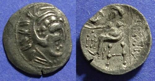 Ancient Coins - Celtic, Lower Danube Region Circa 150 BC, Drachm