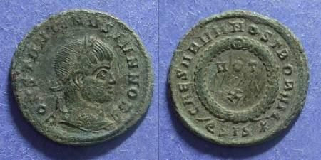 Ancient Coins - Roman Empire, Constantine II (Caes) 316-337, AE3
