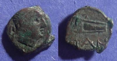 Ancient Coins - Pantikapaion, Thrace Circa 250 BC, AE10