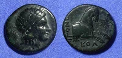 Ancient Coins - Kolophon Ionia AE14 330-285BC