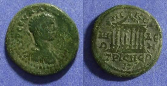 Ancient Coins - Severus Alexander 222-235 – AE22 of Nicomedia Bithynia