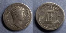 Ancient Coins - Roman Empire, Hadrian 117-138, Cistophoric Tetradrachm