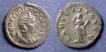 Ancient Coins - Roman Empire, Herennia Etruscilla 249-251, Antoninianus