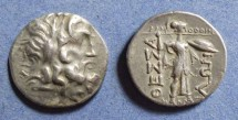 Ancient Coins - Thessalian League, Damothoinos & Philoxenides Magistrates 196-27 BC, Stater