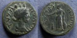 Ancient Coins - Phrygia, Germe, Pseudo-Autonomous 177-192, AE22