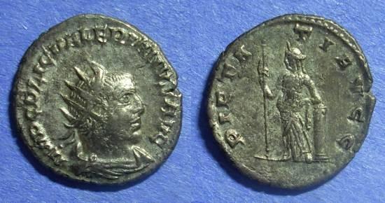 Ancient Coins - Roman Empire Valerian 253-260 Antoninianus