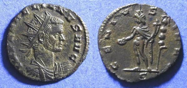 Ancient Coins - Aurelian 270-275 - Antoninianus