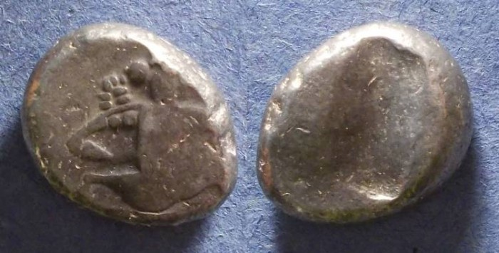 Ancient Coins - Achaemenid Kings,  Circa 375-340 BC, Siglos