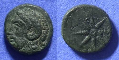 Ancient Coins - Thymbra Troas – AE15 Circa 350BC