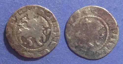 Ancient Coins - Armenia, Levon III 1301-7, Takvorin
