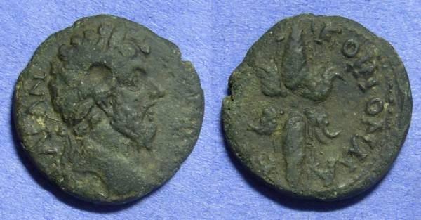 Ancient Coins - Macedonian Koinon – Marcus Aurelius 161-180 – AE23