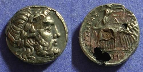 Ancient Coins - Seleucid Kingdom Seleucos 312-280 BC Fourree Drachm