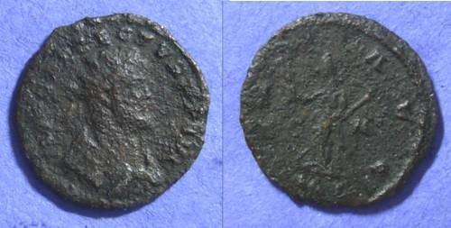Ancient Coins - Allectus – British successionist emperor 293-6 – Antoninianus