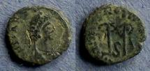 Ancient Coins - Roman Empire, Marcian 450-457, AE4