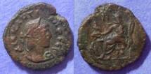 Ancient Coins - Roman Egypt - Diocletian 284-305 - Tetradrachm