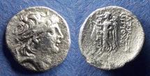 Ancient Coins - Seleucid Kingdom, Antiochos VII 138-129 BC, Drachm