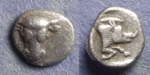 Ancient Coins - Phokis,  478-460 BC, Obol